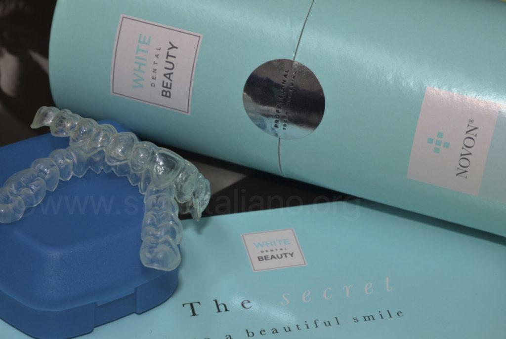 dental home bleaching kit