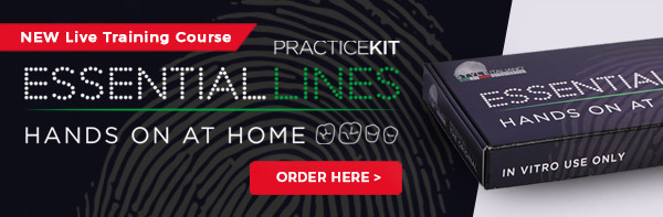 style italiano Essential lines LIVE hands-on course at home practice kit included