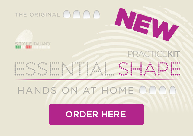 essential shape live course kit included