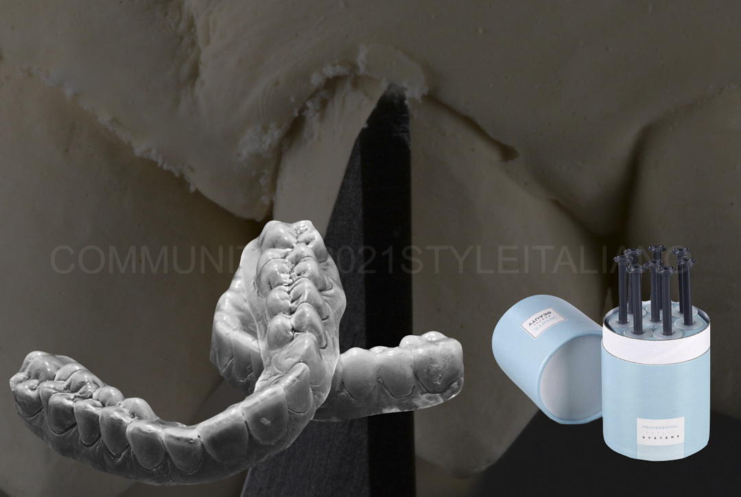 model trimming for the fabrication of bleaching trays white dental beauty style italiano styleitaliano
