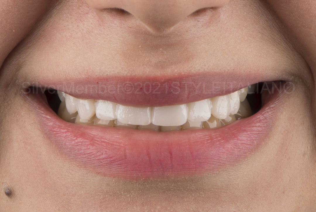 smile with mock-up style italiano styleitaliano