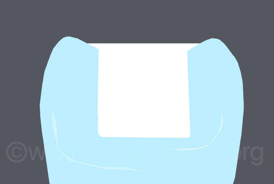 bulk single layer filling